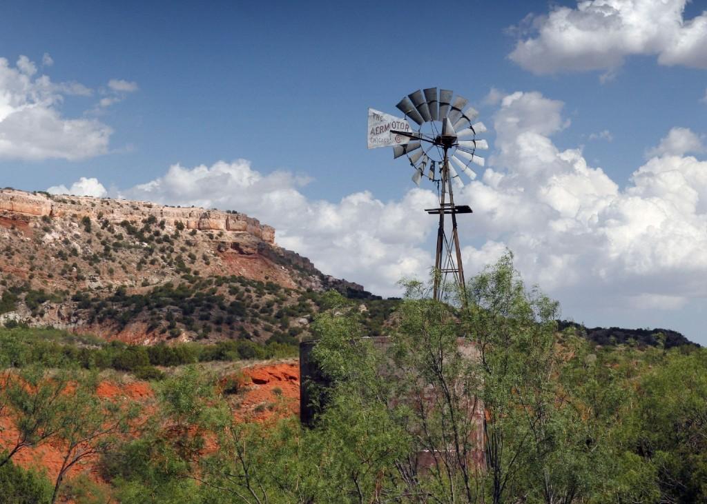 Palo Duro Windmill